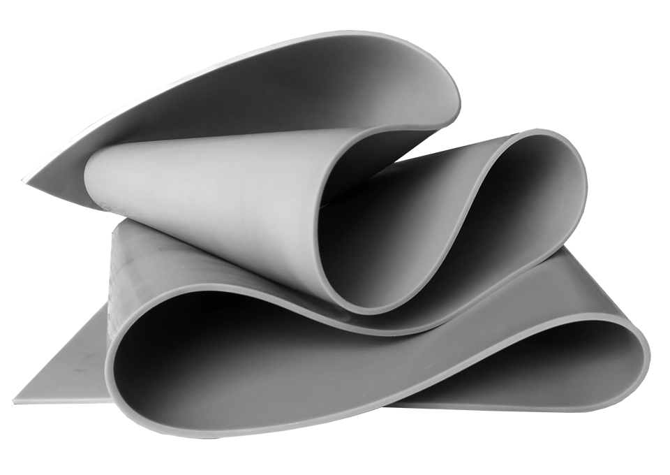 grey silicone membrane 55 shore a smooth membrane for. Black Bedroom Furniture Sets. Home Design Ideas